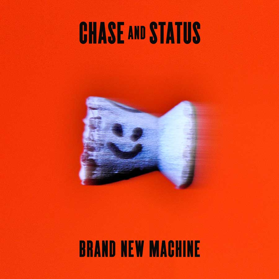 10. Chase & Status-Brand New Machine
