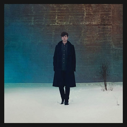 14. James Blake -Overgrown