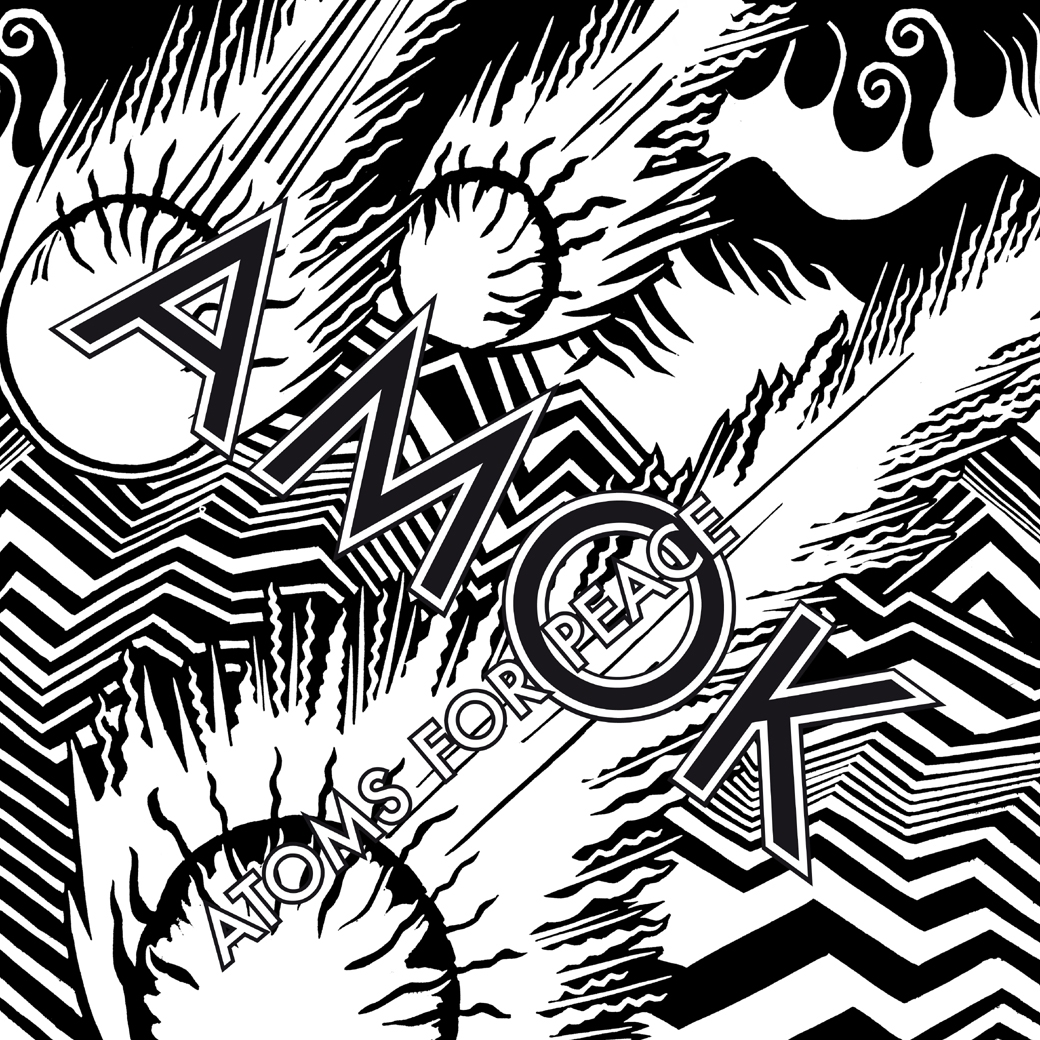 15. Atoms For Peace-AMOK