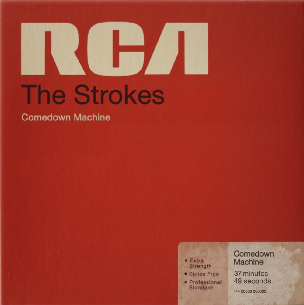 5. The Strokes -Comedown Machine