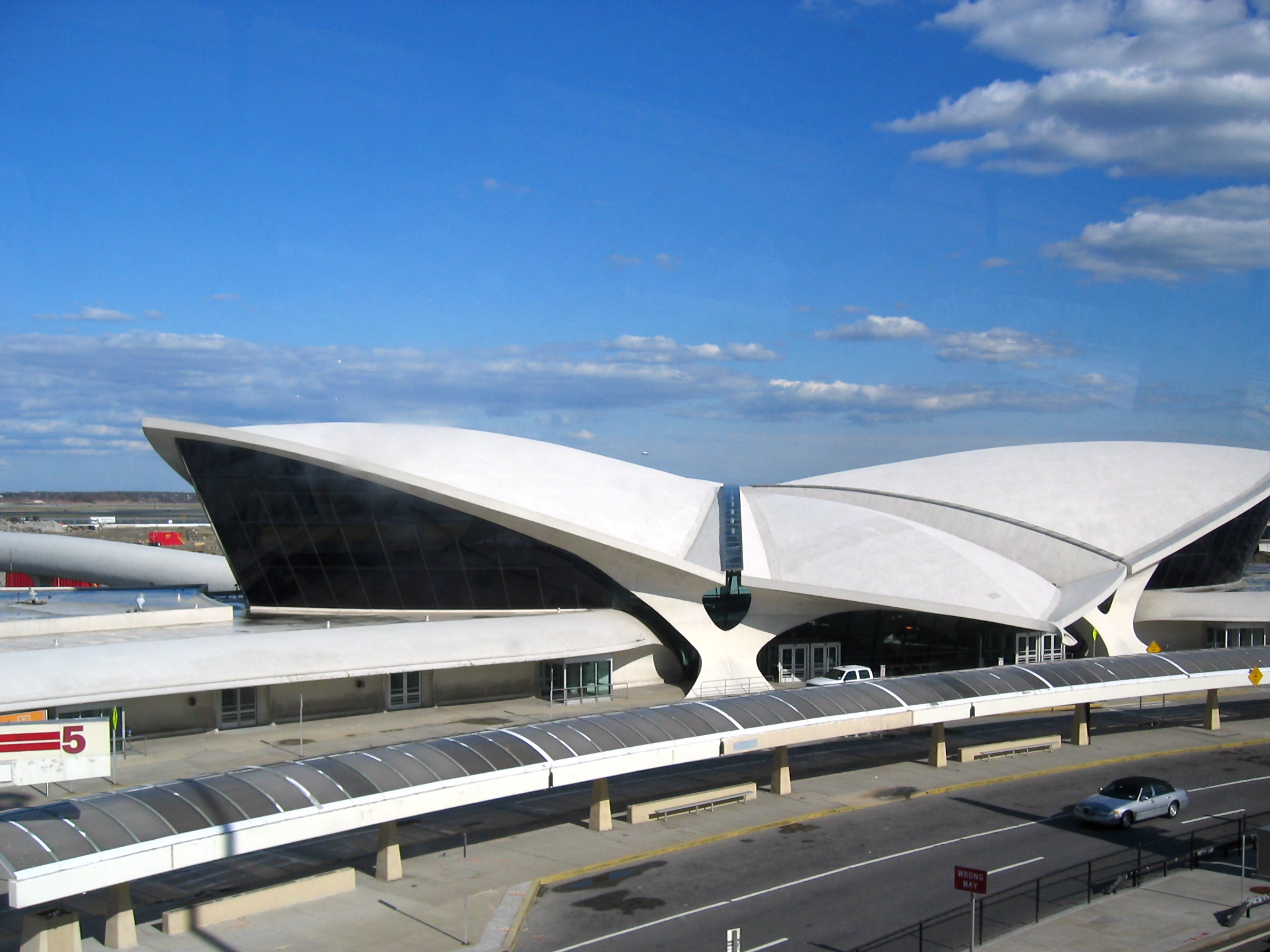 TWA Flight Terminal