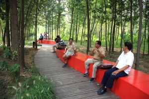 Red ribbon park_photo by Turenscape (12)