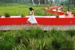 Red ribbon park_photo by Turenscape (14)