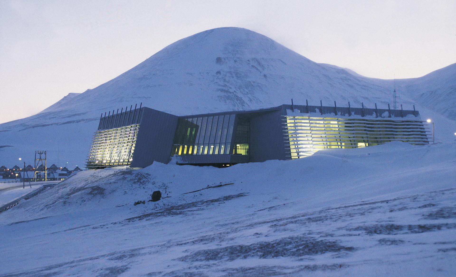 Adminidtration Builing for Governor of Svalbard