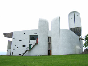 Genial Dogons settled in Corbusier (5)