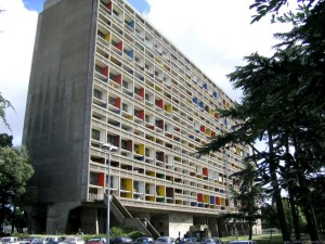 Genial Dogons settled in Corbusier (8)