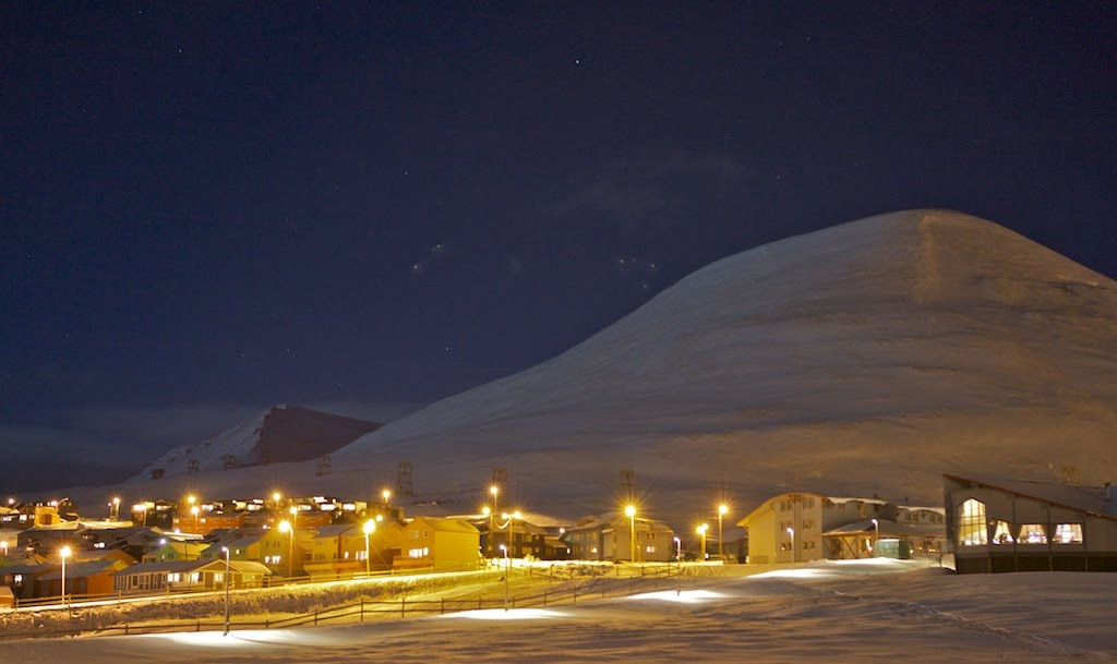 Polar Nights in Svalbard (3)
