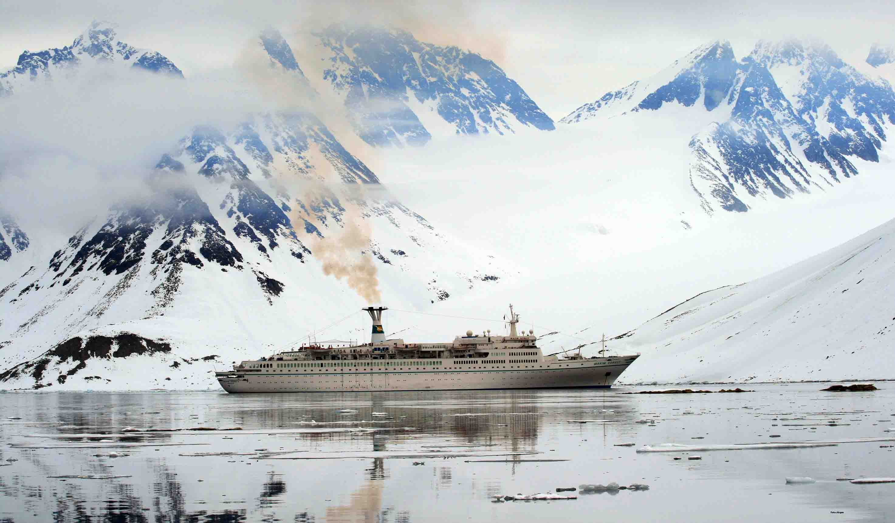 Russian Cruise Ship