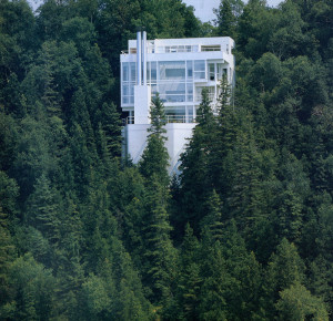 Richard Meier-Douglas House. MARK JONGMAN-SERENO