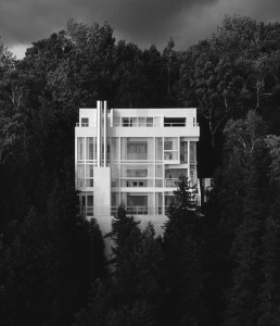 Richard Meier-Douglas House(c) AIA