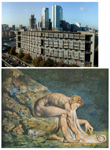 William Blake and Smithsons