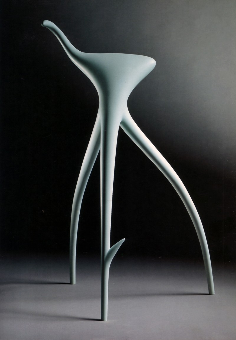 Philip stark - ww stool 1990