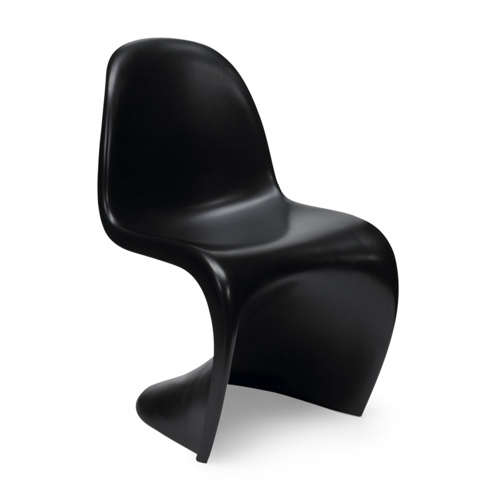 verner panton chair with sedia panton. Black Bedroom Furniture Sets. Home Design Ideas