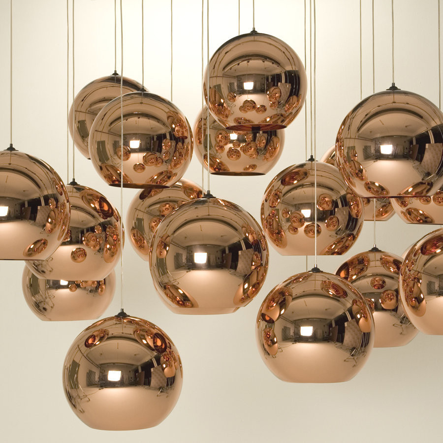 HAUS - Copper Shade by Tom Dixon© www.hauslondon.com
