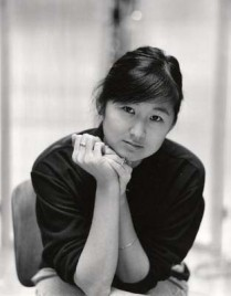 Lin portrait, courtesy Maya Lin Studio