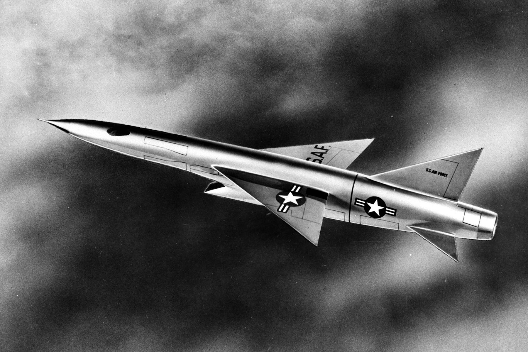 Republic XF-103 Source: U.S. Air Force