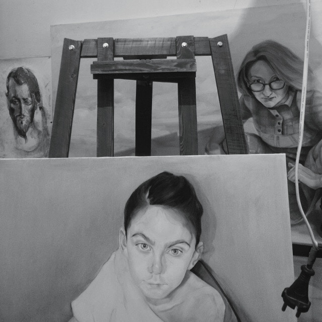 Tamar Maglaferidze_Working process