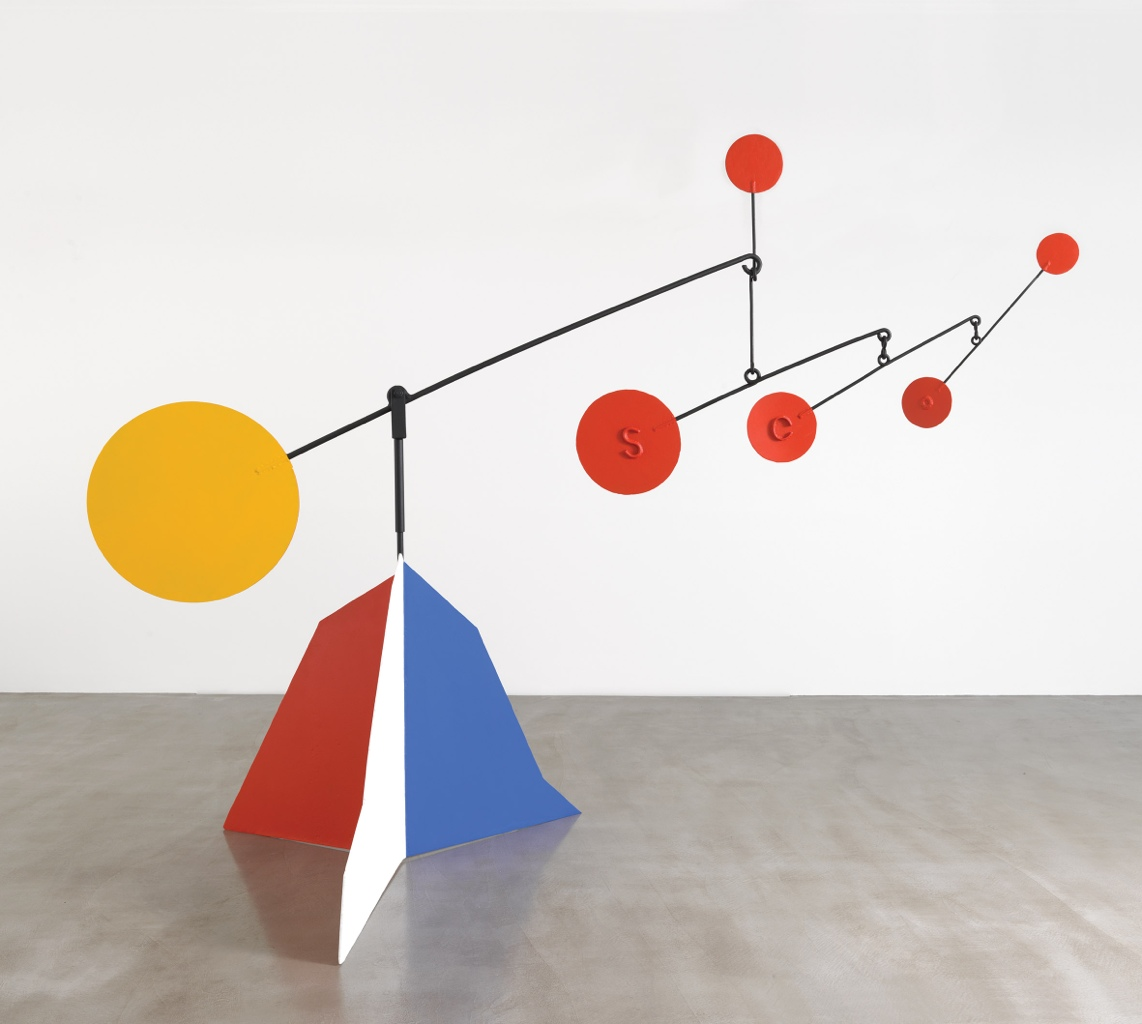 Monday Inspiration: Alexander Calder – 'Next Step In SculptureIs ...