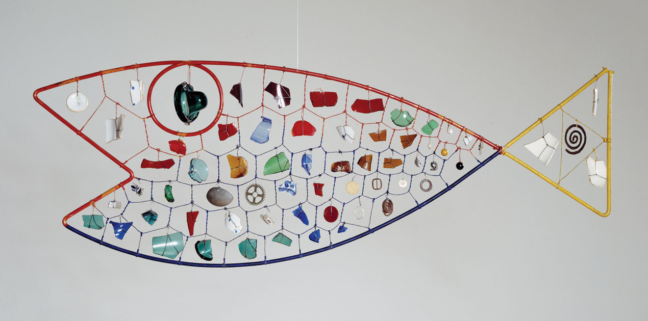 Fish Mobile (hirshhorn.si.edu)
