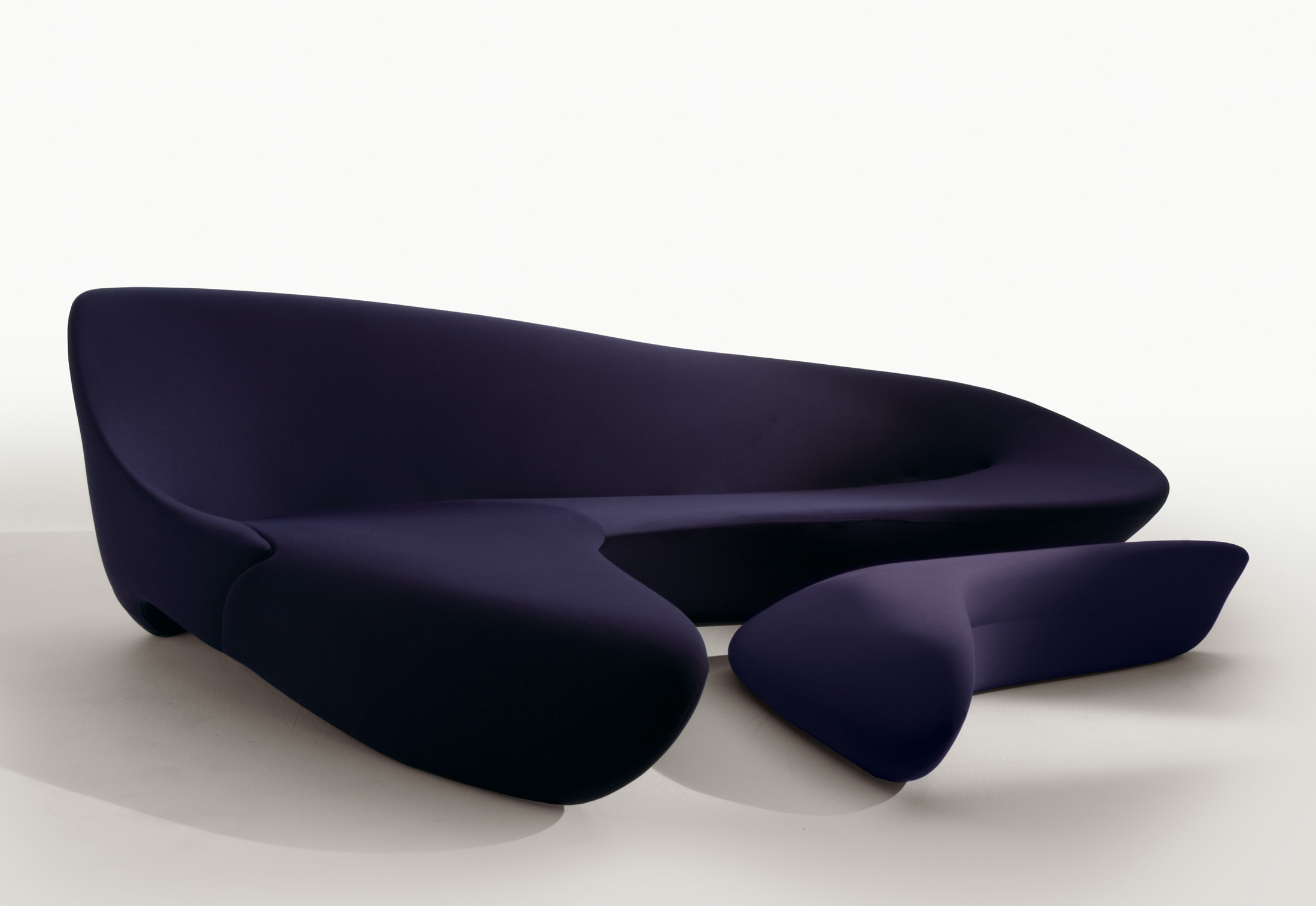 Moon System sofa by Zaha Hadid