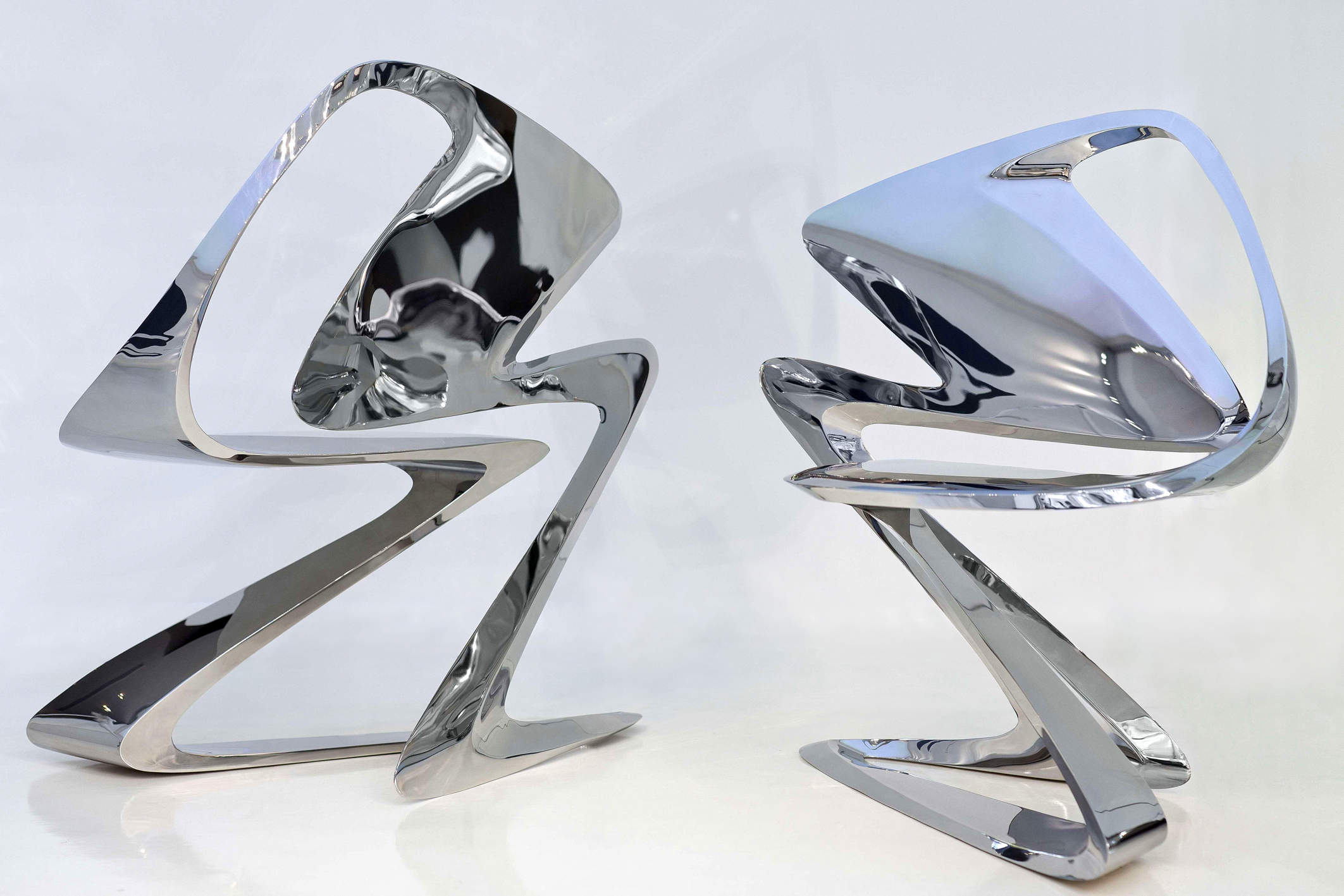 Zaha Hadid Z-Chair