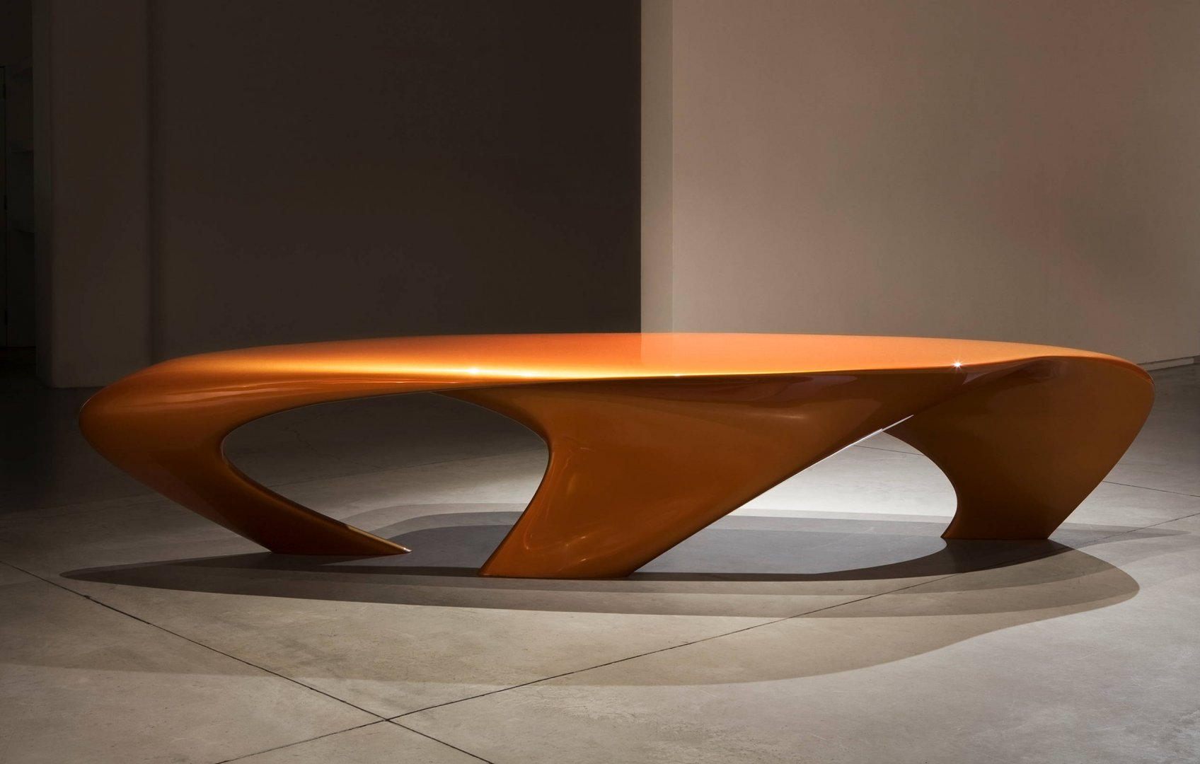 Dune Table by Zaha Hadid