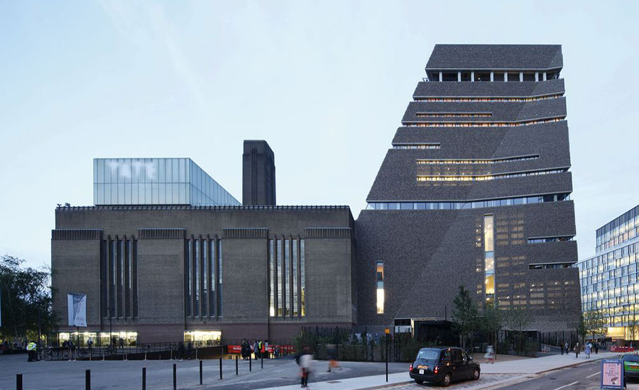 Tate Modern Switch House By Herzog Amp De Meuron Opens In