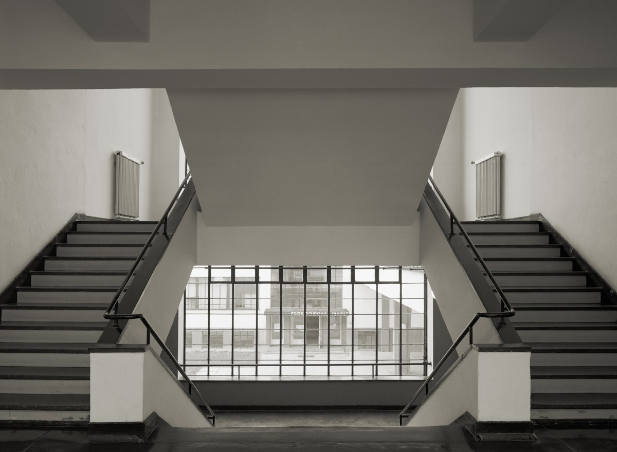 Bauhaus School, Dessau, Germany
