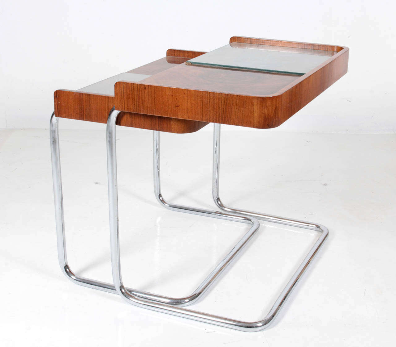 Bauhaus Thonet Nesting Tables c. 1930