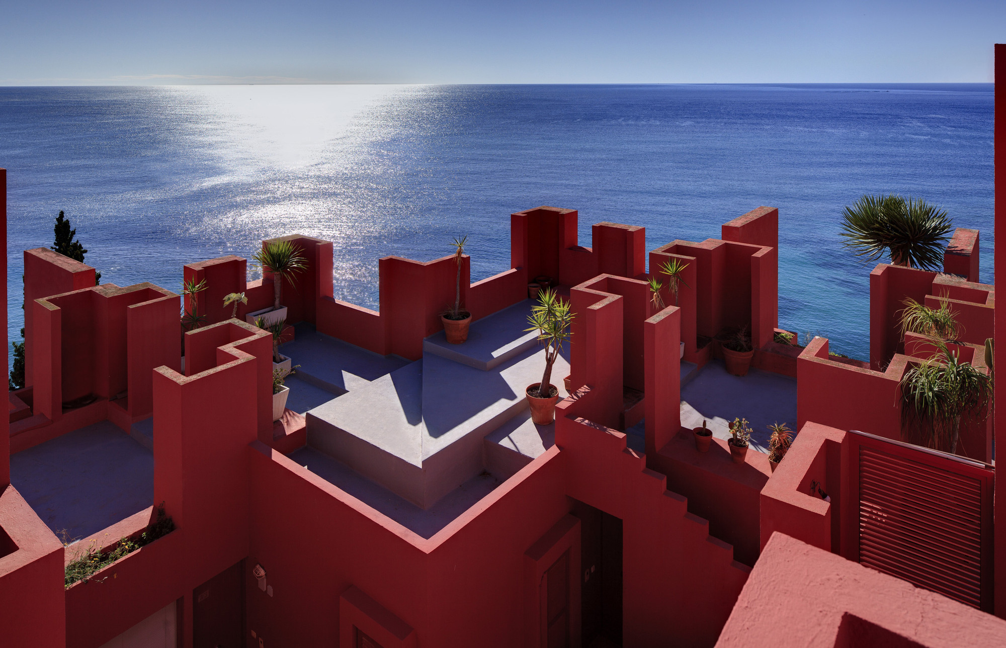 Photo Courtesy of Ricardo Bofill