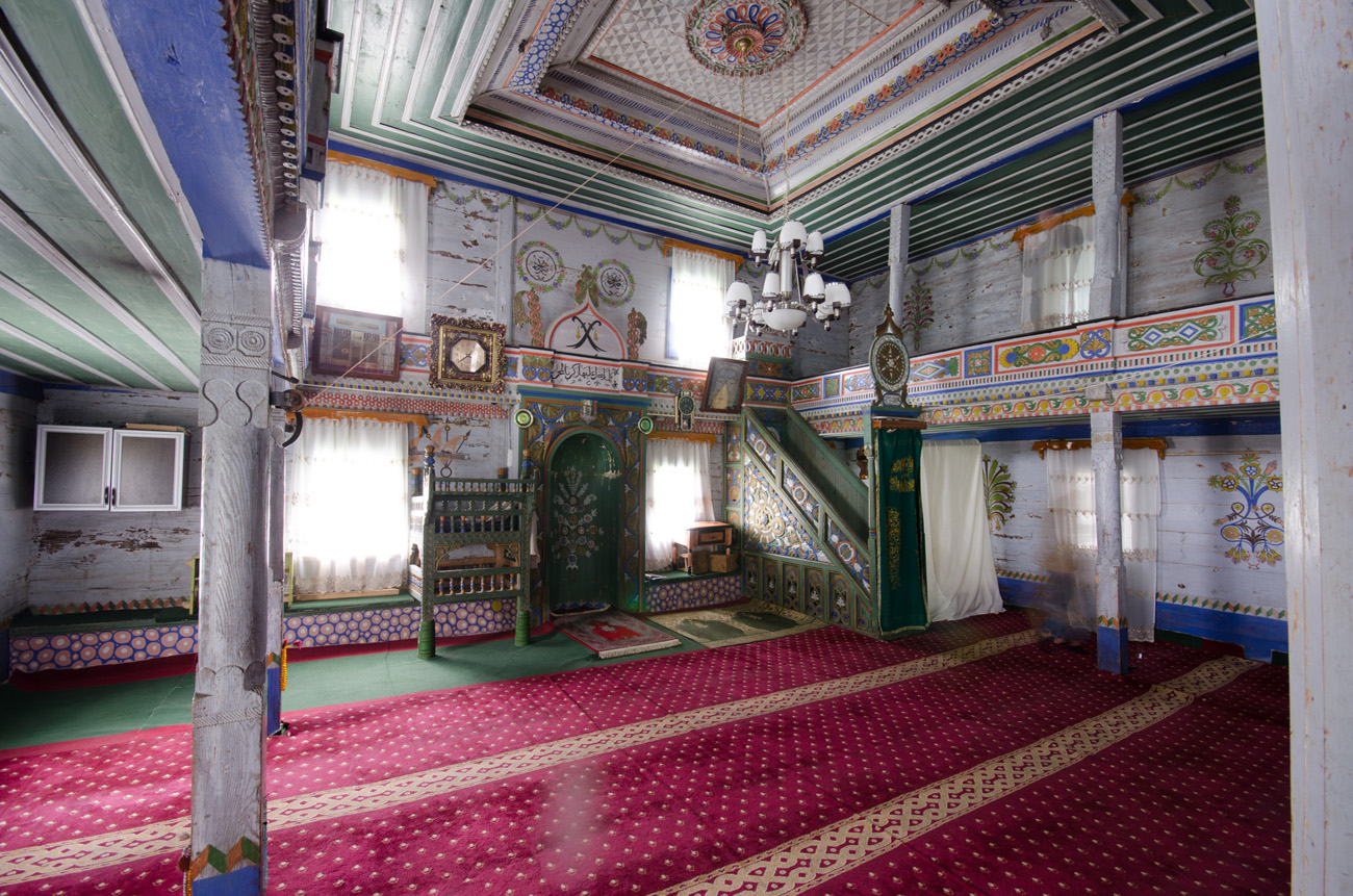 Beghleti_1926_Prayer Hall