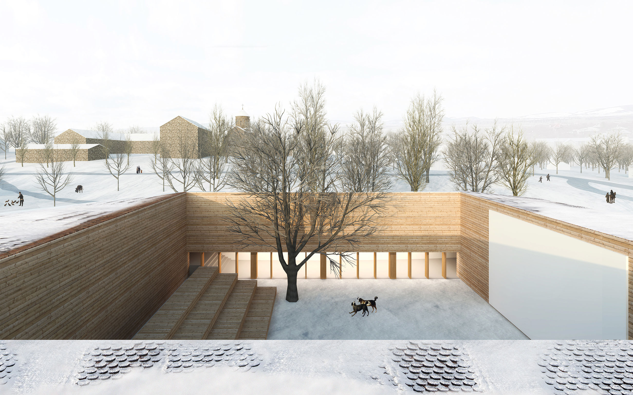10_About Architecture_Nikozi 2nd prize