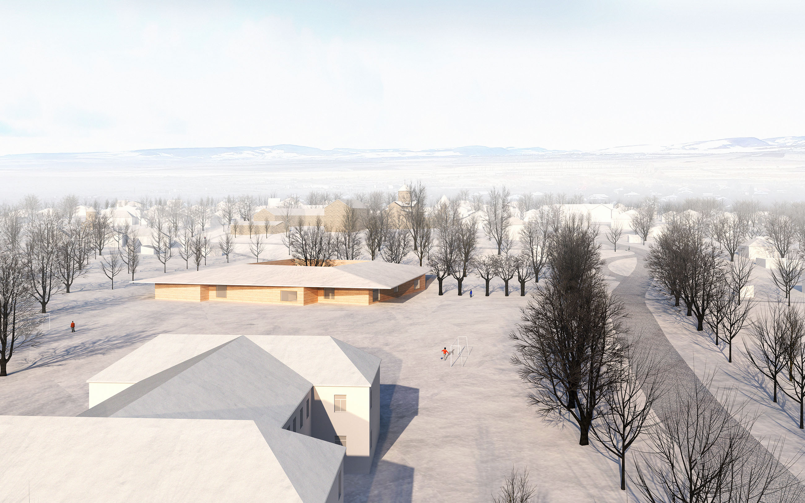 8_About Architecture_Nikozi 2nd prize